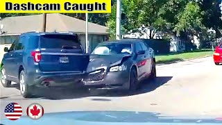 Ultimate North American Cars Driving Fails Compilation - 194 [Dash Cam Caught Video]