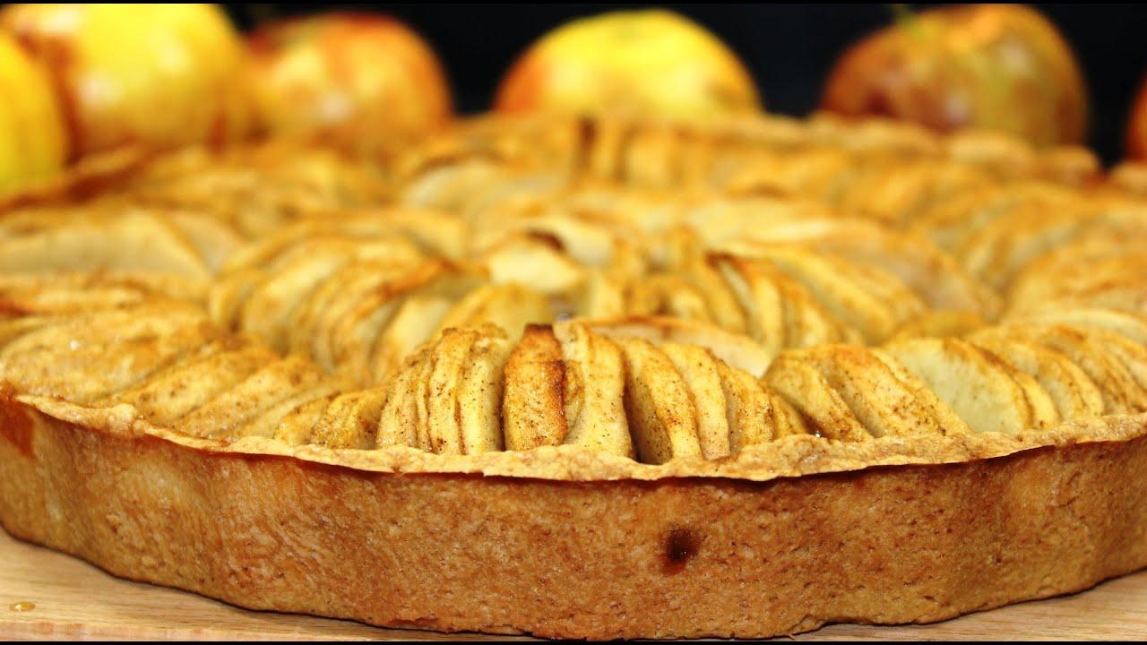 Итальянский ЯБЛОЧНЫЙ пирог!  Добавить столько яблок в пирог - ну дают Итальянцы!