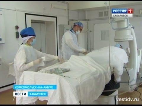 Вести-Хабаровск. Молодые врачи Комсомольска-на-Амуре