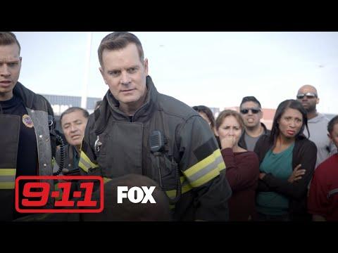The Crew Saves A Shark Attack Victim | Season 2 Ep. 11 | 9-1-1