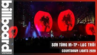 Lạc Trôi - Sơn Tùng M-TP | Countdown Lights 2020 | Billboard Việt Nam