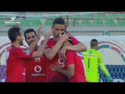 الأهلي يفوز على بتروجت 2-1 بفضل سعد سمير ومروان محسن و صناعة وليد سليمان