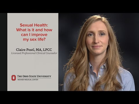 What is sexual health, and how can I improve my sex life?