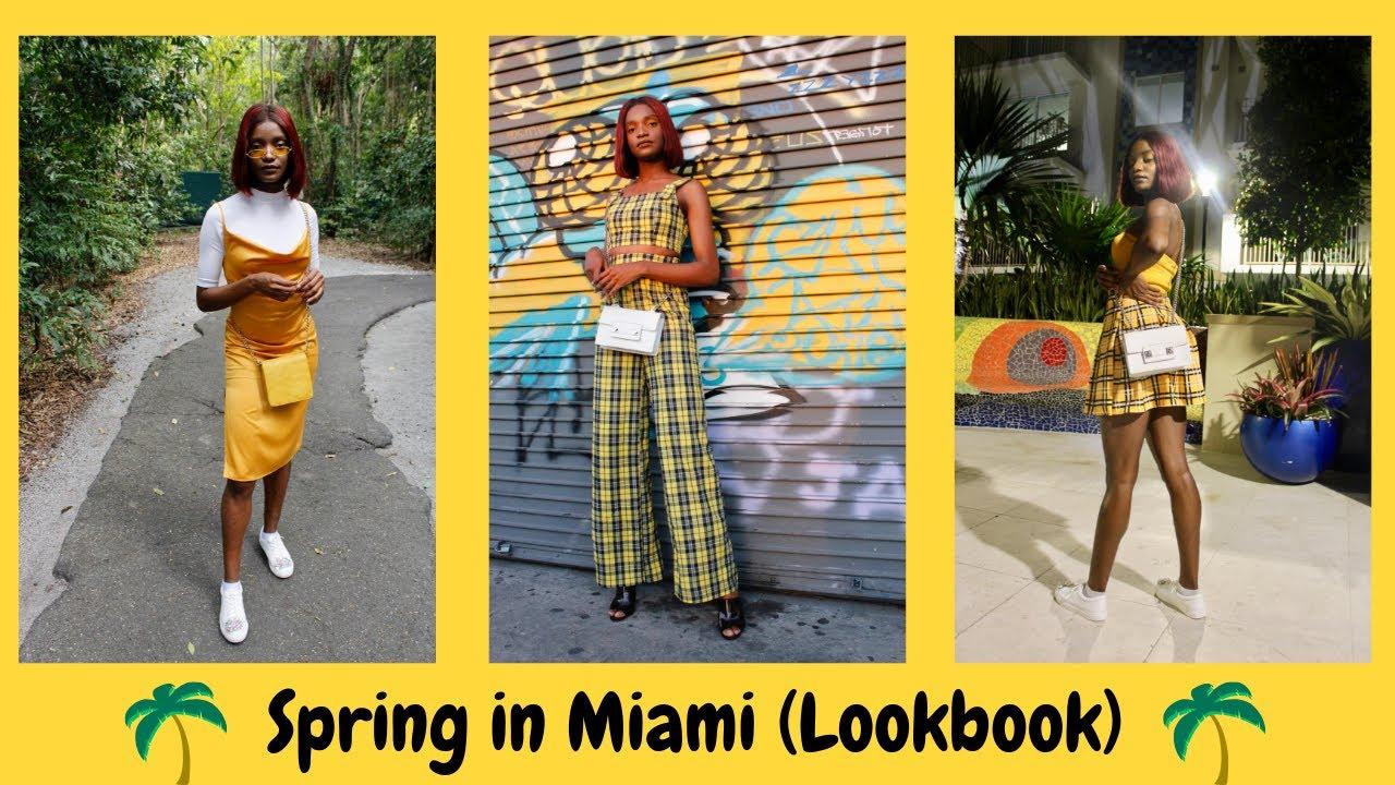 [VIDEO] - SPRING IN MIAMI (LOOKBOOK) | MADELINE'S AVENUE 1