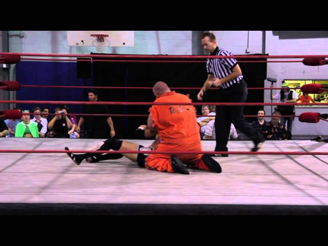 The Florida Rumble 2012: FL Peoples Title Match. Mike Cruz (Champion) vs.  Deathrow Jethrow
