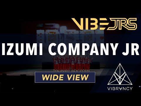 [2nd Place] Izumi Company Jr   Vibe Jrs 2020 [@VIBRVNCY 4K]
