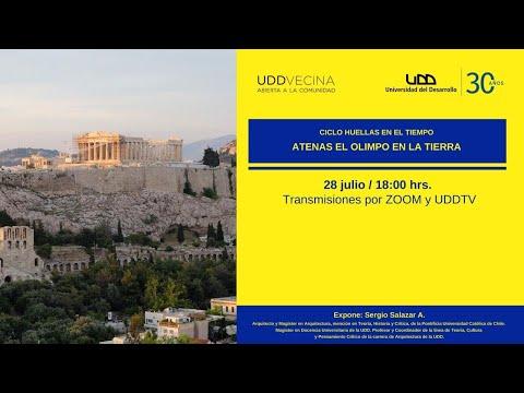 Atenas, el Olimpo en la Tierra