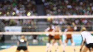 No.11 Hawaii Upsets No.1 Texas in the 2013 Women's Volleyball Season Opener