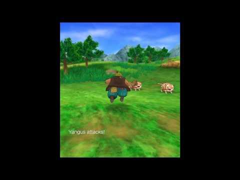 Dragon Quest VIII IOS Battle Gameplay