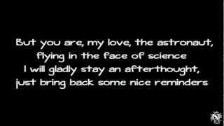 [Lyrics] - Amanda Palmer - Astronaut