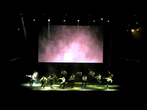 """Top 14 """"Sand"""" Group Routine So You Think You Can Dance Tour 2013"""