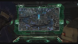 StarCraft II: Wings of Liberty - Con uñas y dientes