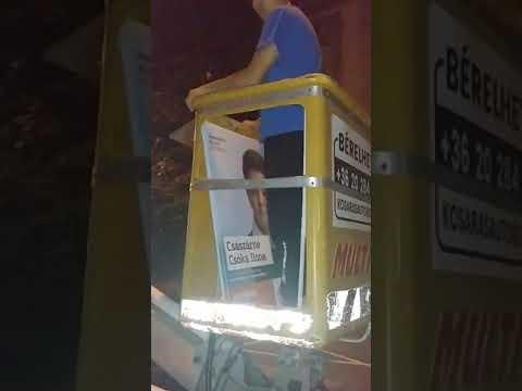 Luxusplakátolás Fidesz-módra Terézvárosban!