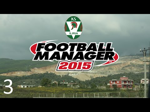 Football Manager 2015 - JourneyMan Episode 3 - Tough Induction