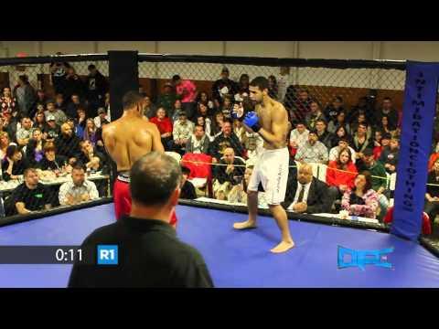 Steve Saldana vs George Scanlon at OFC15