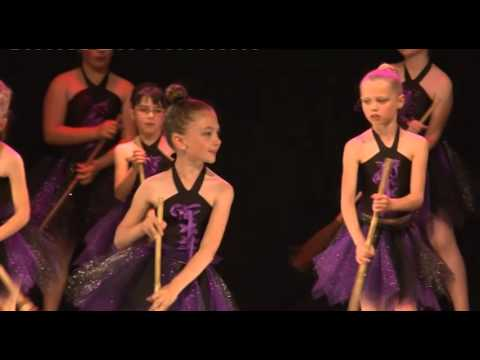Le mystérieux grimoire - juin 2015 - L'Atelier de la Danse
