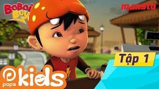 Boboiboy Tập 1: Anh Hùng Xuất Hiện - Phim Thiếu Nhi Hay Tiếng Việt | Hoạt Hình POPS Kids