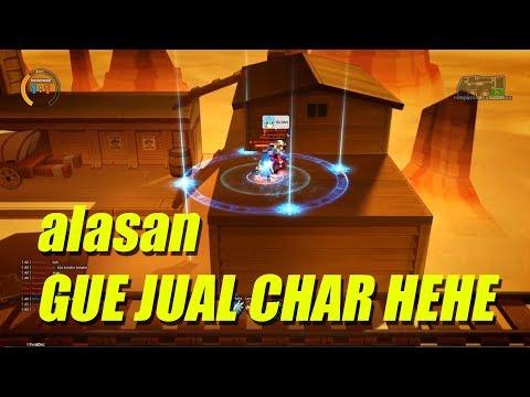KENAPA SIH GUA JUAL CHAR ??!! - Lost Saga Indonesia