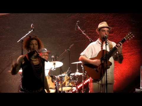 "Paris-Kinshasa Express- ""Merci"" - Live au JAM Montpellier -2016"