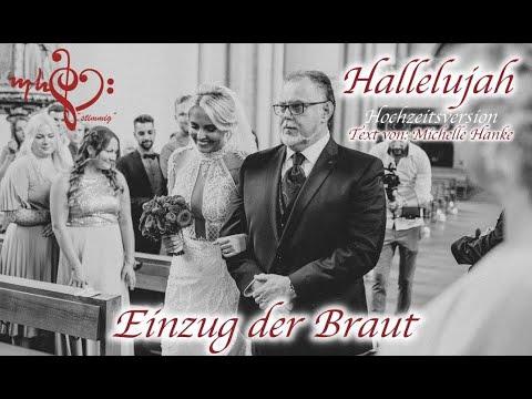 Chords For Hallelujah Hochzeitsversion Deutsch Englisch Cover