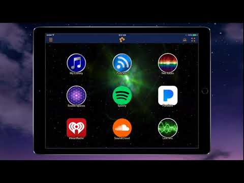 30 Seconds of Tunr! Multi-Source Music Player with Audio Reactive Visuals!