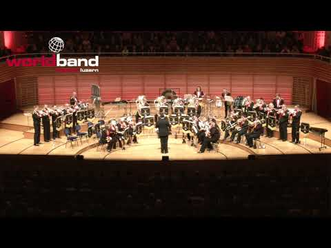 Black Dyke Band: Karl Jenkins, Suite aus «The Armed Man» - Brass-Gala 2017 (4/13)