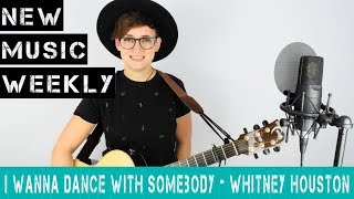 I Wanna Dance With Somebody - Whitney Houston Acoustic Guitar Cover by Steph Willis UK