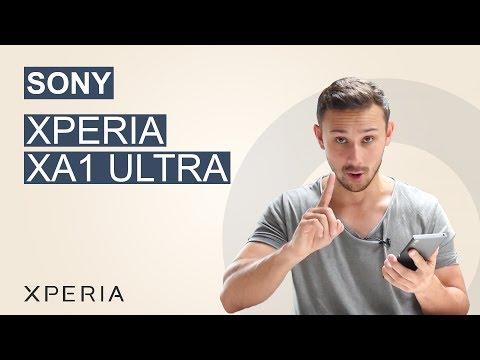 Обзор смартфона Sony Xperia XA1 Ultra