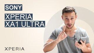 оБЗОР SONY XPERIA XA 1 ULTRA