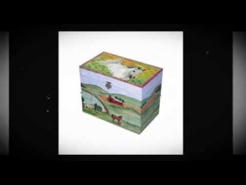 Jewelry Boxes For Kids