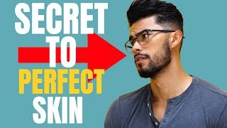 6 Things Guys With Perfect Skin Always Do