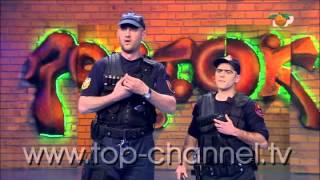 Portokalli, 1 Mars 2015 - Dy policet dhe Miss Dhoqina (Aksidenti)