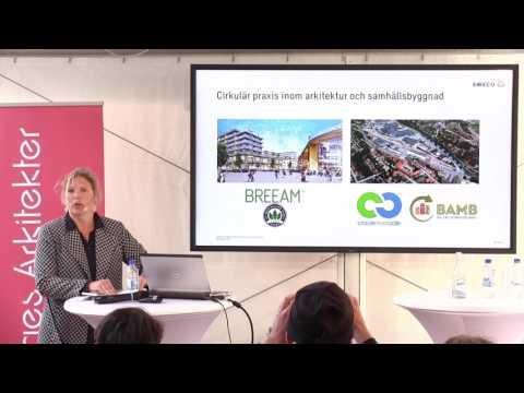 Cirkulär ekonomi inom arkitektur – och byggsektorn, när händer det?