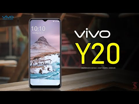 Vivo Y20 Price, Official Look, Design, Specifications, Camera, Features and Sale Details