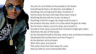 Lupe Fiasco - The Instrumental - Lyrics Analysis