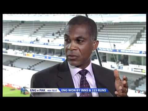 Michael Holding almost in tears over Mohd Amir