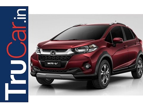 new car launches in hindiNew 2017 Honda WRV Launched in India  Exterior Interior Price