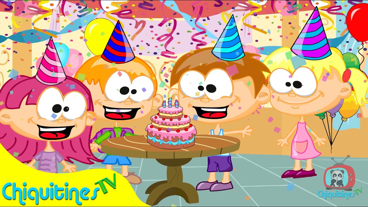 Las ma anitas fiesta infantil m sica para ni os youtube for Imagenes de animacion