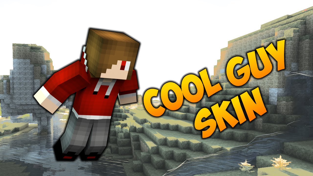 How to Make a Cool Minecraft Guy Skin