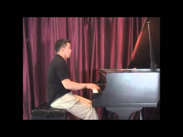Cours de piano Montréal: advanced:  Beethoven's Waldstein sonata, 2nd and 3rd movement.