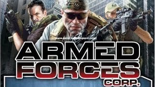 Armed Forces Corp - Gameplay (HD)
