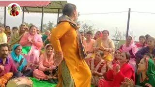 एसी अजब बीती नि हाय हाय 😱पर किया जब डांस तो सभी देखते रह गए 😲👌💃#सुपरहिट #डांस #mahila #sangeet👏