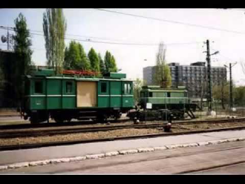 BUDAPEST RAIL TRANSPORT in 1992