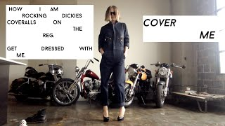 Dickies Coverall Jumpsuit Styled Out: Get Dressed With ME