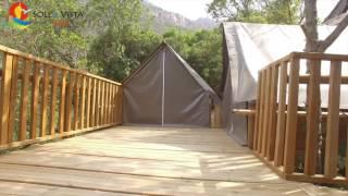 Au coeur de la nature Camping Sole e Vista Corse