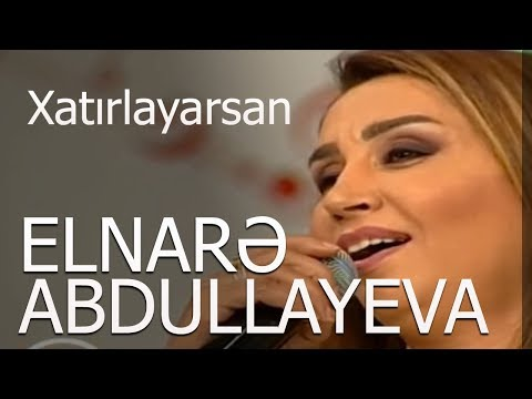 Elnarə Abdullayeva  Muğam Xatırlayarsan Şəmkir Toyu 2018