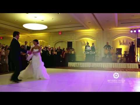 Our first dance -