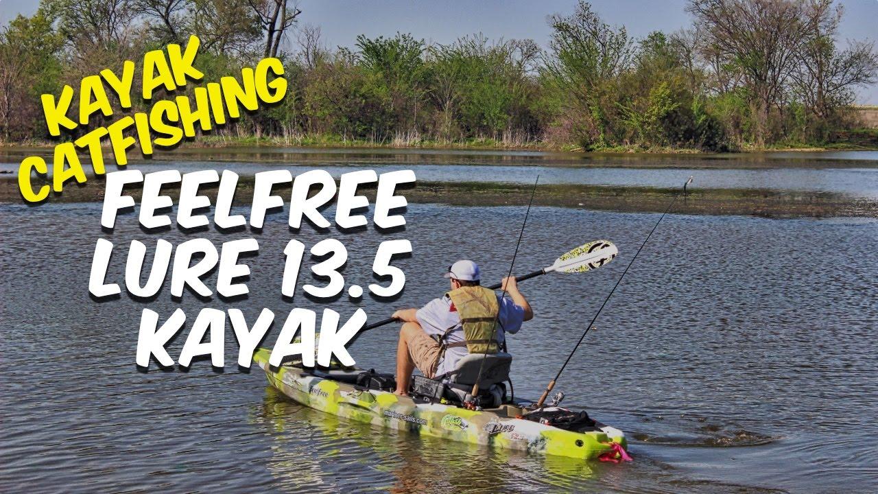 Feelfree Lure 13 5 Kayak And Kayak Catfishing Rig My Yak