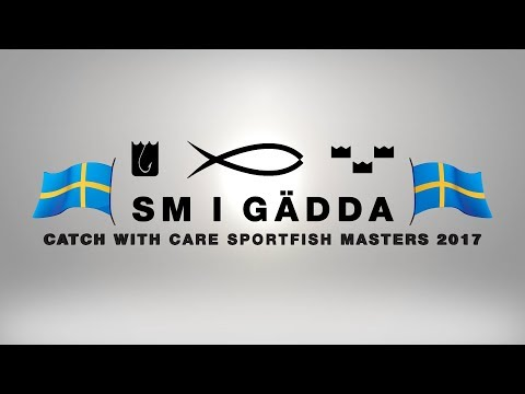 LIVE - Final: SM i Gädda, Catch With Care Sportfish Masters 2017