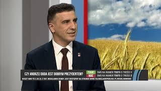 J. SACHAJKO - CZY POLSKIEMU ROLNICTWU ZAGRAŻA SUSZA?